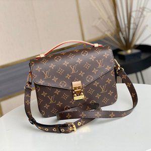 NWT LV Pochette Metis Women Monogram Bag